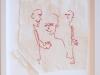 Kunstvermittlung Klement, Petra Deus, Hab\' keine Angst, gerahmt