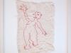 Kunstvermittlung Klement, Petra Deus, Sich bewegen, gerahmt 43x33x3cm