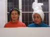 Kunstvermittlung Klement, Petra Deus und Karin Griessbauer, Performance Theater 2 von 2, Foto Nora Deus