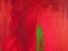 Kunstvermittlung Klement, Lydia Fell, Uterus-Reihe, 1 von 2, 85x70cm