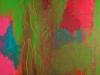 Kunstvermittlung Klement, Lydia Fell, Uterus-Reihe, 2 von 2, 85x70cm