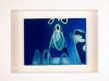 Kunstvermittlung Klement, Kirsten Framing, Blaue Reihe, 3 von 7, 23x28,5x4,5cm