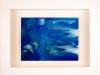 Kunstvermittlung Klement, Kirsten Framing, Blaue Reihe, 5 von 7, 23x28,5x4,5cm
