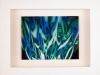Kunstvermittlung Klement, Kirsten Framing, Blaue Reihe, 7 von 7, 23x28,5x4,5cm
