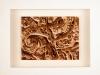 Kunstvermittlung Klement, Kirsten Framing, o. T. 2, 3 von 4, 23x28,5x4,5cm