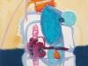 Kunstvermittlung Klement, Friederike Graben, o. T. 1, 20x20cm, Foto Friederike Graben