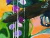 Kunstvermittlung Klement, Friederike Graben, o. T., 1 von 2, 40x40cm, Foto Friederike Graben