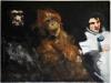 Ulrike Heidkamp: Mensch mit Affen