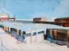 Kunstvermittlung Klement Ulrike Heidkamp Rheinauhafen I 50x70cm