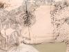 Kunstvermittlung Klement, Achim R. Kirsch, o. T. , 51,5x75cm, Detailansicht