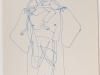h) Kunstvermittlung Klement, Petra Kretzschmar, Kauffrau auf Elefant, 42x29,7cm