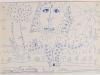 c) Kunstvermittlung Klement, Petra Kretzschmar, Schoener Mann, 29,7x42cm