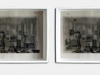 Kunstvermittlung Klement, Bernd Straub-Molitor, Pasaje al fondo del tiempo, 29x400x6,5cm, Foto Bernd Straub-Molitor