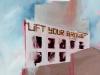 Kunstvermittlung Klement, Elise Teitz, Lift Your Brows, 60x50cm