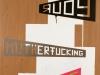 Kunstvermittlung Klement, Elise Teitz, Open Your Motherfucking Eyes, 163x98cm