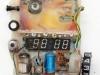 Kunstvermittlung Klement, Parzival, Borg-Handy, 36x15x6cm