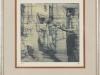 Andreas Scholz – ohne Titel, 28x28 cm, Druck auf Papier, gerahmt unter Glas 39x35, Verkaufspreis: 100,-€