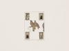 Bernhard Mertens – Sein oder Nichtsein, 61x43 cm, Collage auf Papier, Verkaufspreis: 150,-€