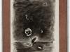 C.O. Paeffgen – Maus, 33x24 cm, gerahmt unter Glas 44x35 cm, Tusche auf Papier, Einstiegsgebot: 1.500,-€