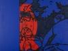 George Pusenkoff – Veronese and Girl with ball, 120x140 cm, Acryl auf Leinwand, Einstiegsgebot: 3.500,-€