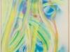 Gioffreda – Mehetia, 105x105 cm, gerahmt unter Glas, Aquarell auf Papier, Einstiegsgebot: 600,-€