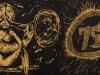 Hans-Peter Adamski – ohne Titel, 75x150 cm, Acryl auf Leinwand, Einstiegsgebot: 1.500,-€