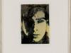 Harry Plein – ohne Titel, 30x21 cm, gerahmt unter Glas 65x52 cm, Mischtechnik/Schellack auf Büttenpapier, Einstiegsgebot: 250,-€