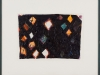 Norbert Prangenberg – ohne Titel, 30x40 cm, gerahmt unter Glas 52x65 cm, Mischrechnik auf Papier, Preis auf Anfrage
