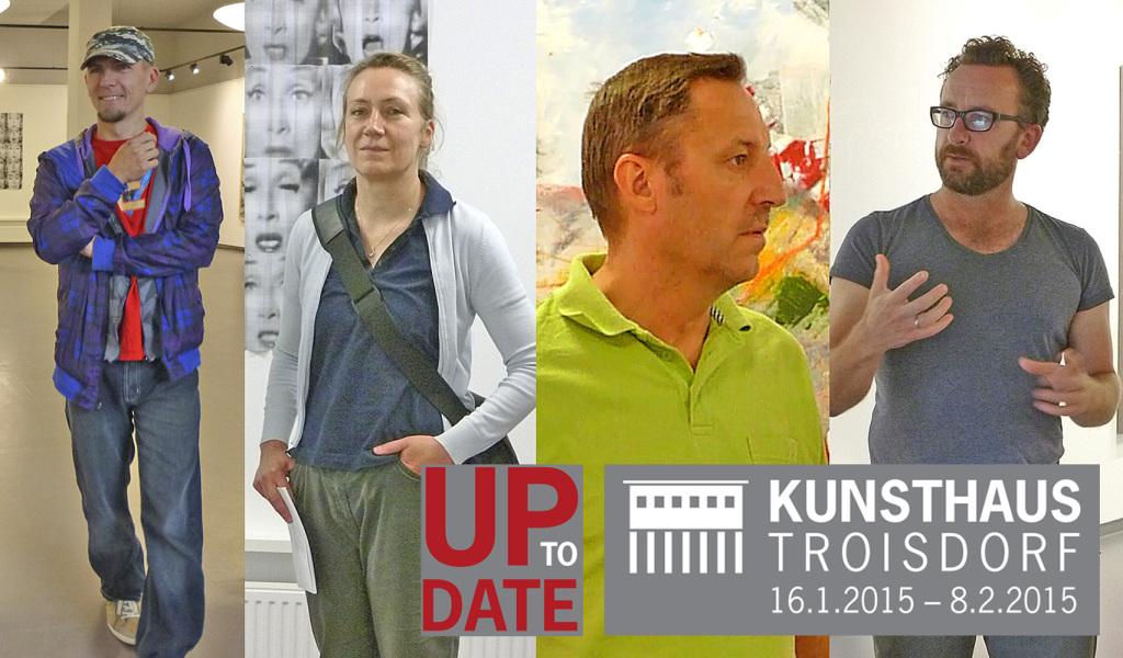uptodate - Kuenstler Logo